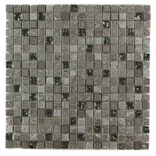 Ellegant Glass Tiles LUMINOUS & METALS - Group IV