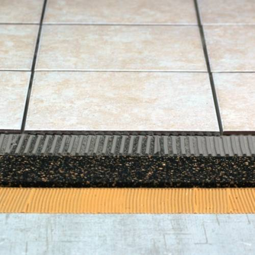 AcoustiCORK by Amorim - RC1000 Rubber / Cork Underlayment - 60 Sf Roll