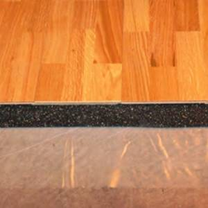 AcoustiCORK by Amorim - RR300 Rubber Underlayment - 200 Sf Roll