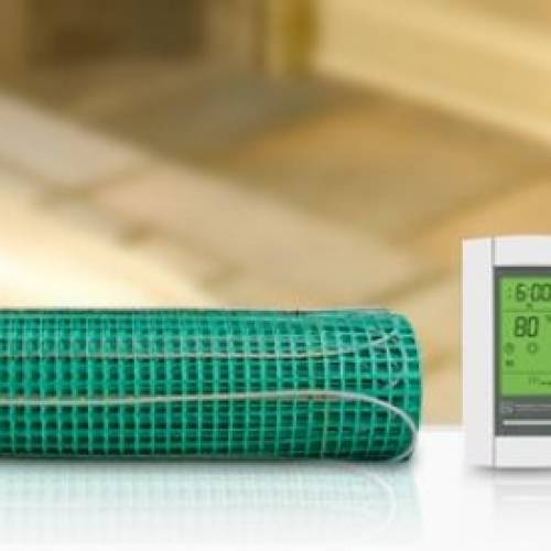TempZone™ Flex Roll Radiant Heating For Tile & Stone
