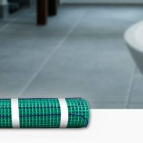 TempZone™ Easy Mats / Spot Heating Mats for Tile, Stone & Hardwood