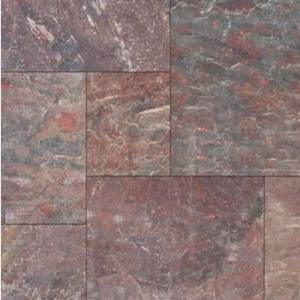 Quartzite - Copper Mini Pattern