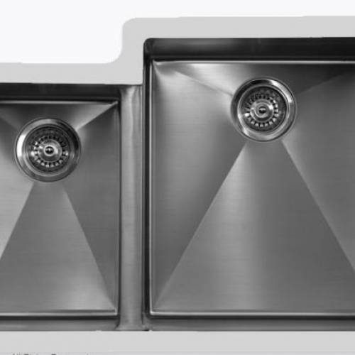 KARRAN EDGE SERIES KA-E-560L STAINLESS STEEL SINK