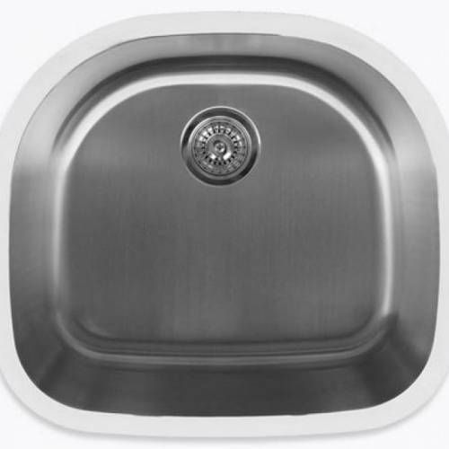 KARRAN EDGE SERIES KA-E-330 STAINLESS STEEL SINK