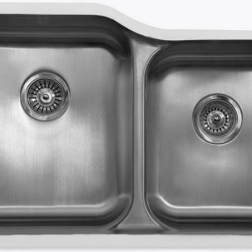 KARRAN EDGE SERIES KA-E-360R STAINLESS STEEL SINK