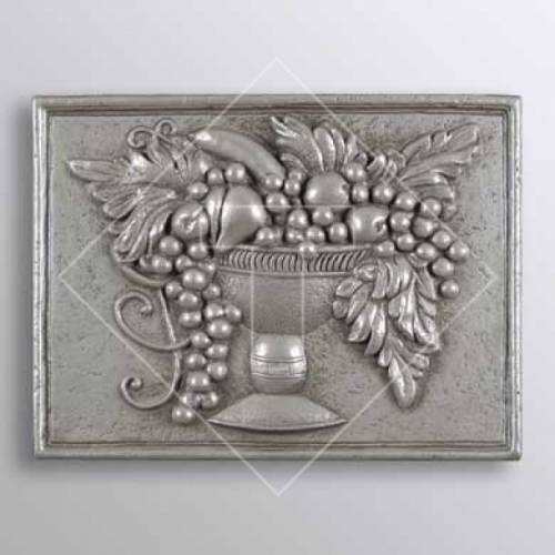 Silver Inserts & Decorative Muretto Plates