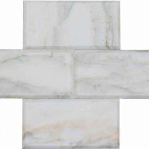 Calcutta Marble - Polished & Beveled