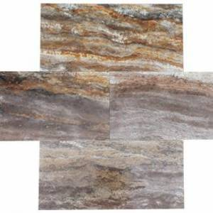 Dunes Travertine Vein Cut - Honed & Filled