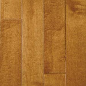 MULLICAN - Muirfield Collection - Solid 3/4 x 2-1/4  Maple - Golden