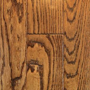 MULLICAN - Knob Creek Collection - Solid 3/4 x 3 Oak - Saddle ( also avail. in 4