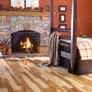 MULLICAN - Nature Collection - Solid 3/4 x 3 Hickory - Natural