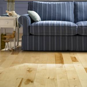 MULLICAN - Nature Collection - Solid 3/4 x 3 Maple - Natural ( also avail. in 4 and 5 inch widths )