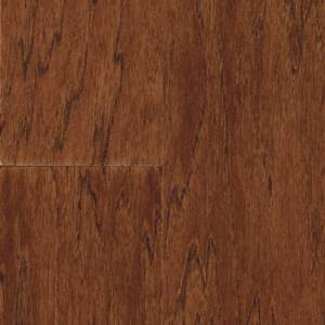 Hickory Collection by Mannington Engineered 5 in. Tawny