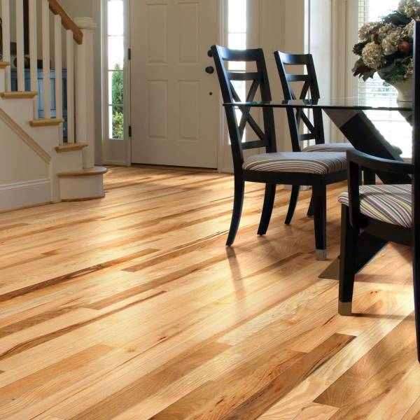 Is Hickory A Good Wood For Floors: Lucky Day 2.25 By Shaw Wood